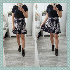Mossimo Floral Circle Skirt